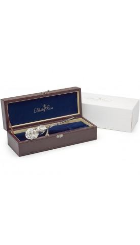 Silver wedding anniversary gift