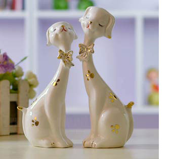porcelain figurines for 18th anniversary