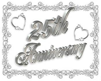 Unique 25th Wedding Anniversary Gift Ideas For Her