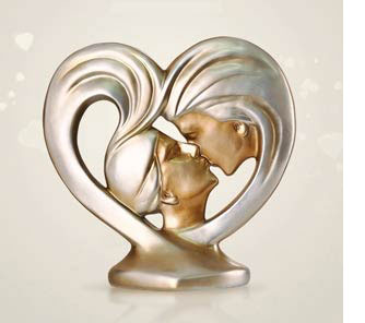 27th anniversary sculpture gift