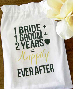 Romantic 2nd Wedding Anniversary Gift Ideas For Your Wife