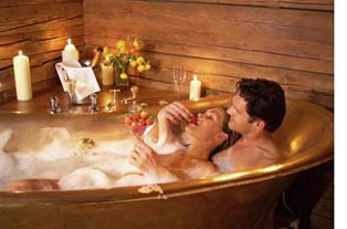 Anniversary Tub 6 Take A Romantic Bath