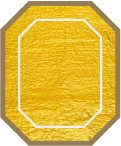 Gold Gemstone