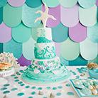 plan a surprise party - choose theme
