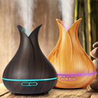 Cool birthday gifts - essential oil diffuser