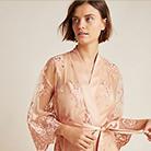 Cool birthday gifts - linen night robe