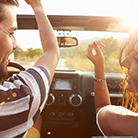 Birthday experience ideas - romantic getaway
