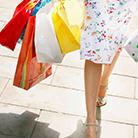 Birthday experience ideas - shopping