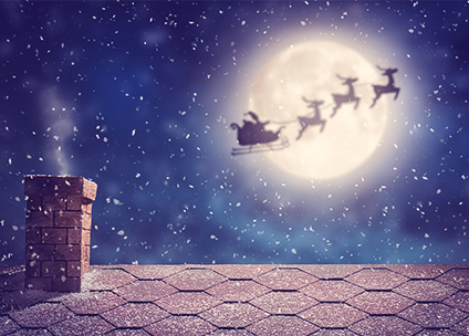 christmas about fact santa horseman