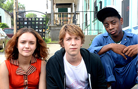 christmas friends movie - Me and Earl and the Dying Girl