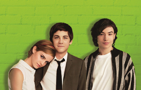 christmas friends movie - The Perks of Being a Wallflower