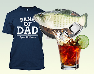 Father's day funny gifts