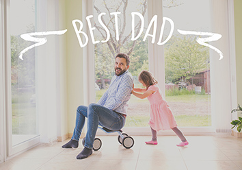 Gift idea for everyday dad
