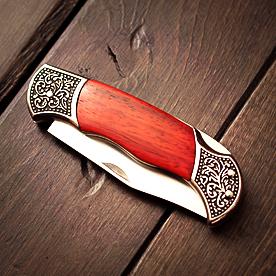 bachelor party gift pocket knife