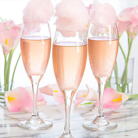 bridal shower gifts champagne