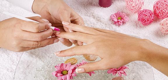 Gift ideas for the bride - Pre-Honeymoon Mani/Pedi