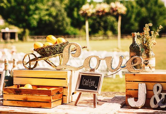 wedding gift idea based on style of wedding
