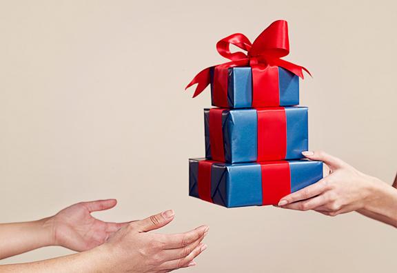 wedding gift etiquette one plus rule