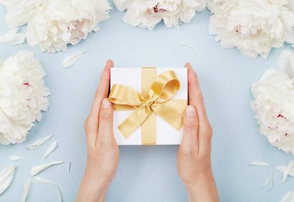 wedding gift etiquette when not attending