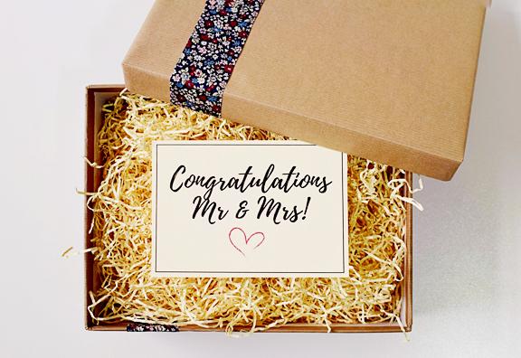 wedding gift etiquette - when to send