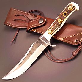 Gift ideas for groom - Handmade Knife